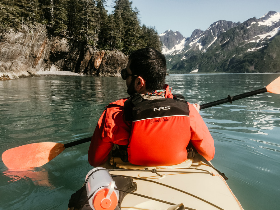 alaska adventure elopement photographer