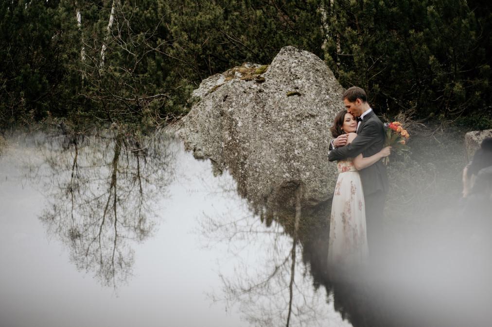 outdoors elopement photographer michigan