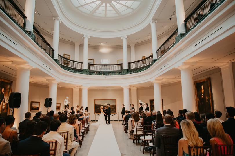 umma university of michigan museum of art wedding