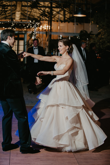 detroit wedding at planterra conservatory