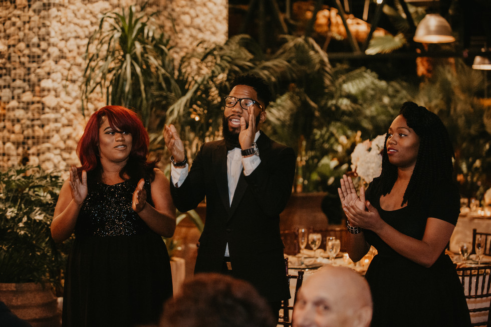 wedding at planterra conservatory