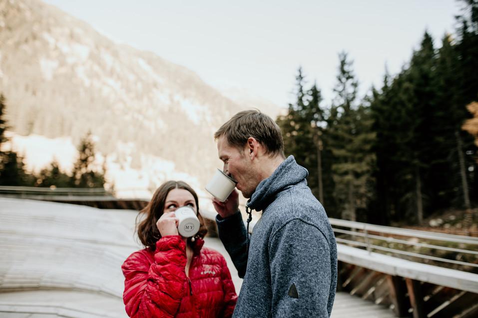 austrian alps elopement