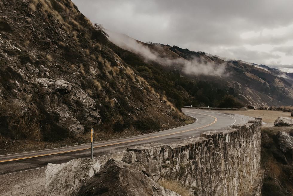 big sur highway 1 california