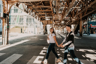 chicago engagement photographer
