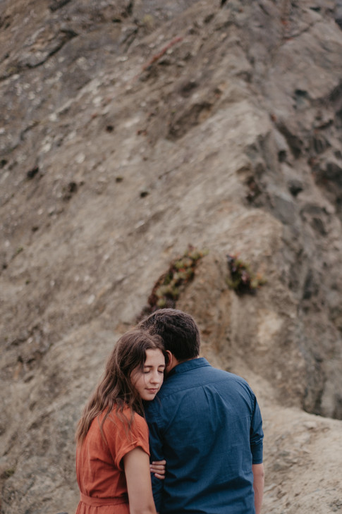 marin headlands coastline engagement