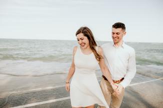 chicago beach elopement photographer