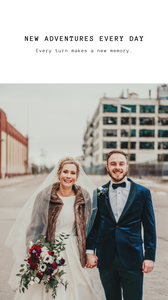 adventure urban wedding at Ford Piquette plant in Detroit, Michigan