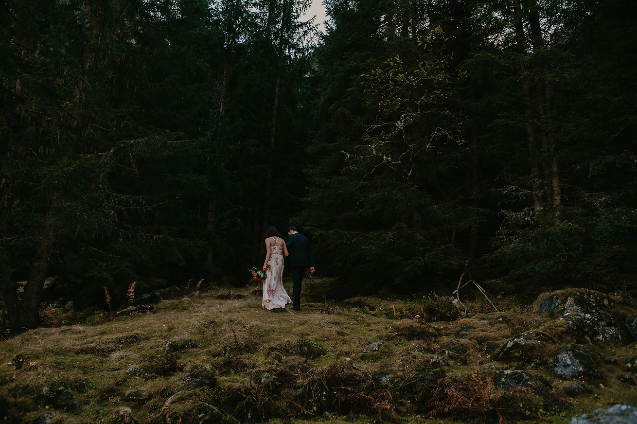 wedding elopement photography
