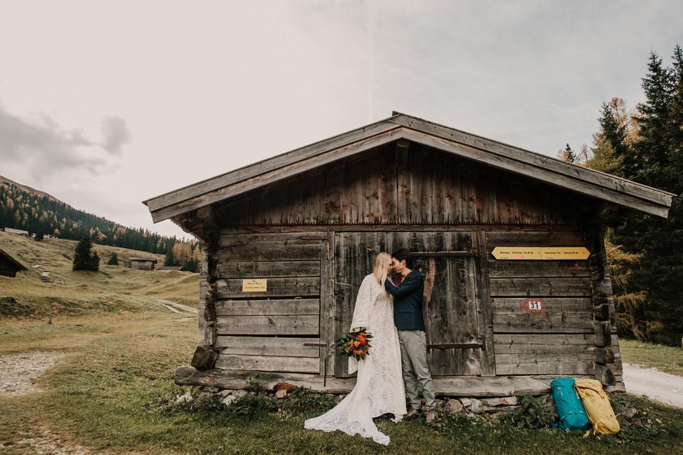 adventure elopement in europe