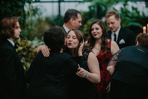 greenhouse wedding at planterra conservatory