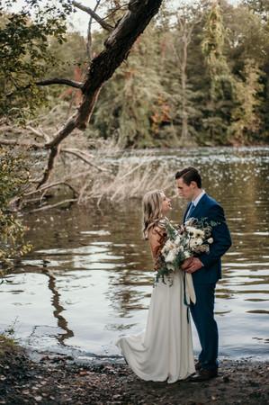 adventure elopement photography