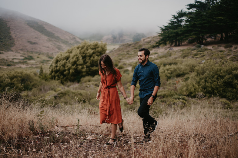 adventure elopement photography california