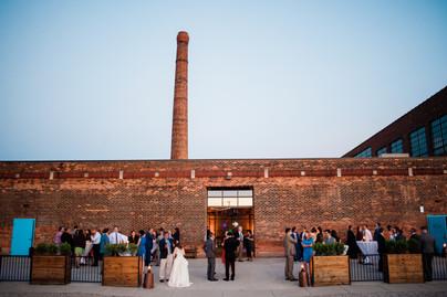 eastern detroit wedding venue
