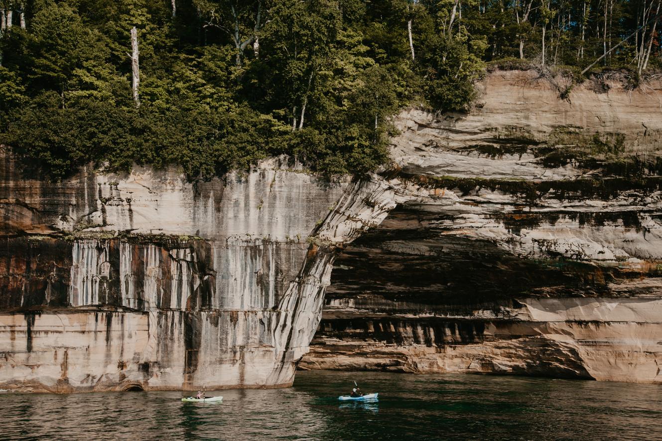 upper peninsula travel photographer