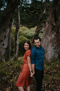 adventure engagement photographer california