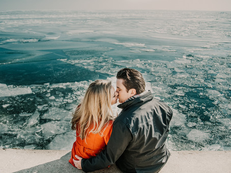 How to have a Meaningful and Adventurous Engagement Photoshoot