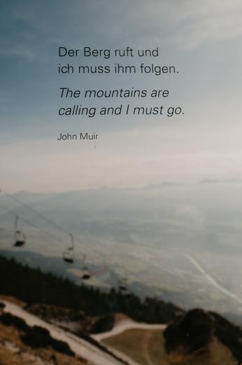 austrian alps engagement