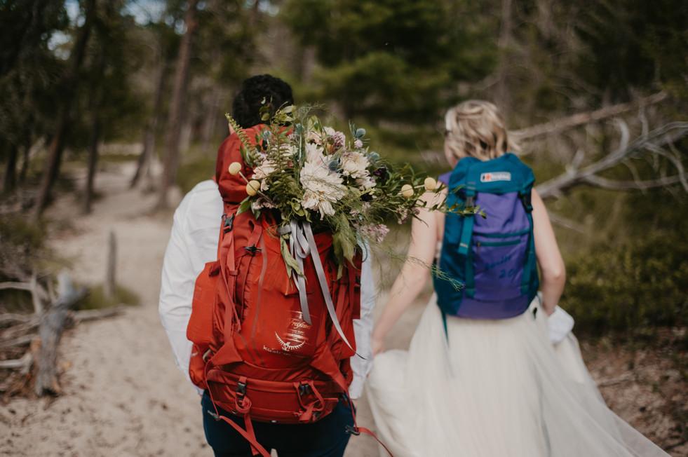 pictured rocks adventure elopement