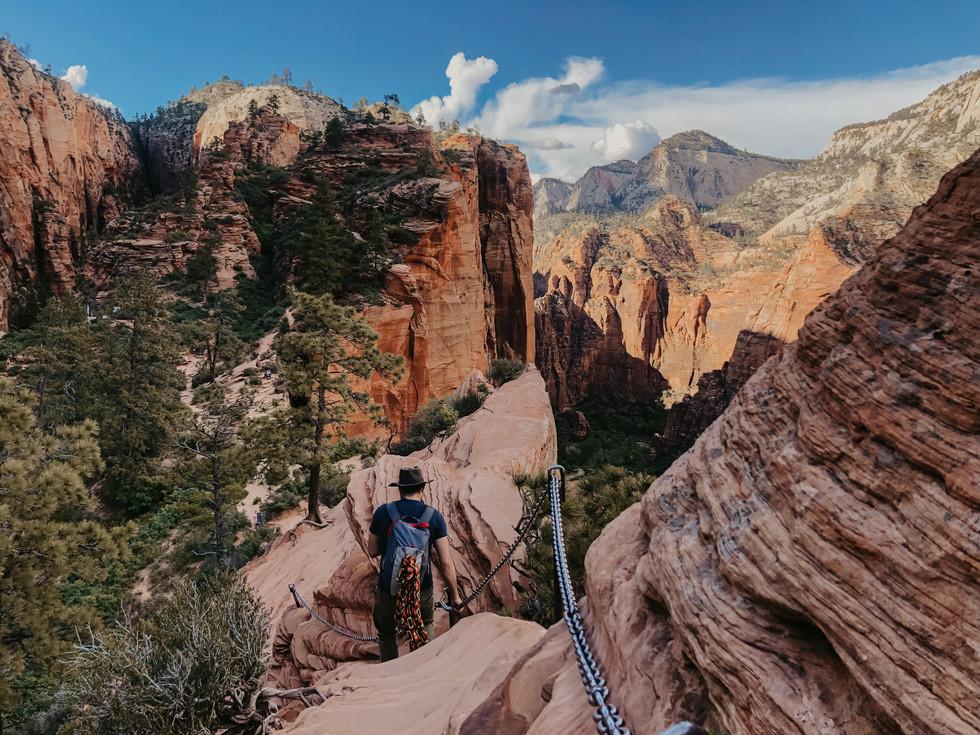 zion national park travel photographer