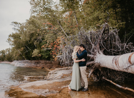 Michigan elopement packages for the wild at heart