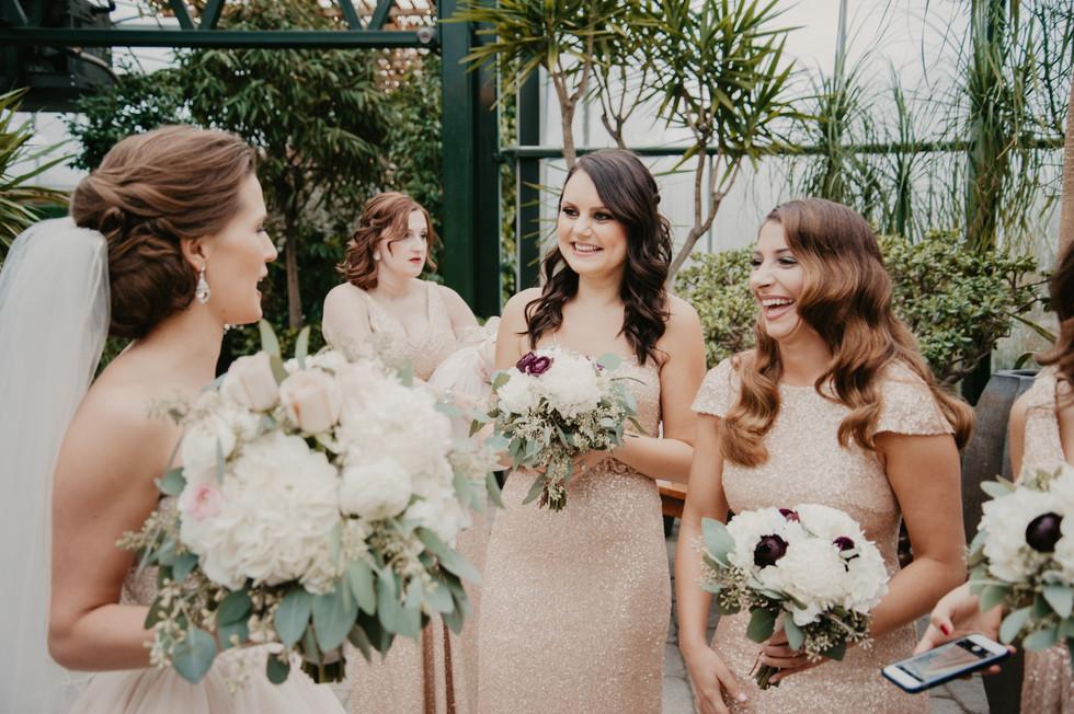 planterra conservatory wedding photos