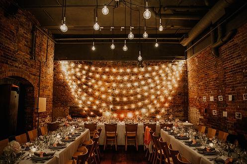 rustic intimate michigan wedding venue