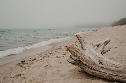 pictured rocks lakeshore michigan
