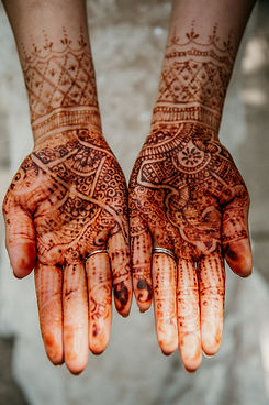 michigan wedding henna art