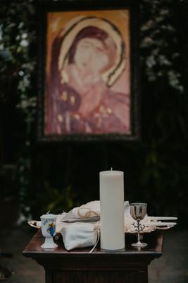 detroit wedding photos at planterra conservatory
