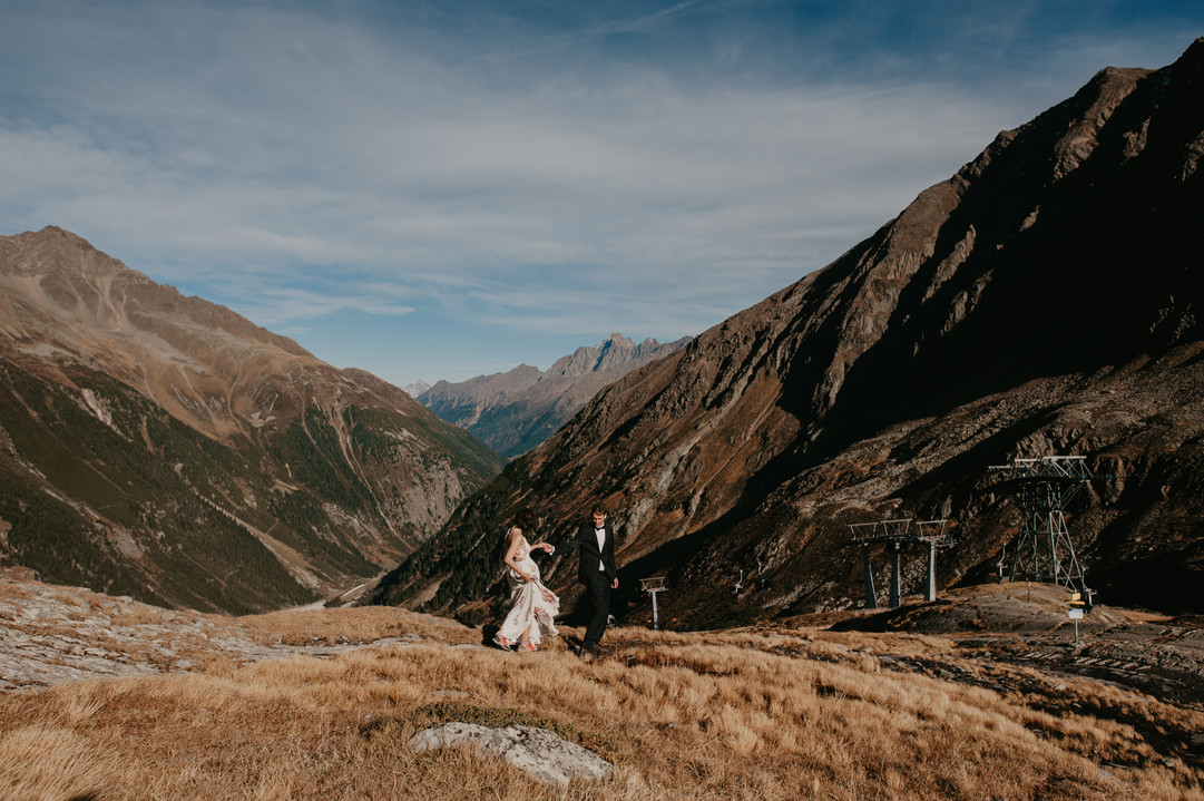 elopement wedding photographer in michig