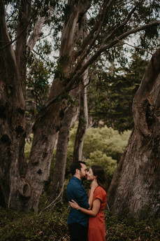adventure engagement photography california