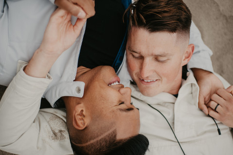 san francisco lgbtq engagement photographer