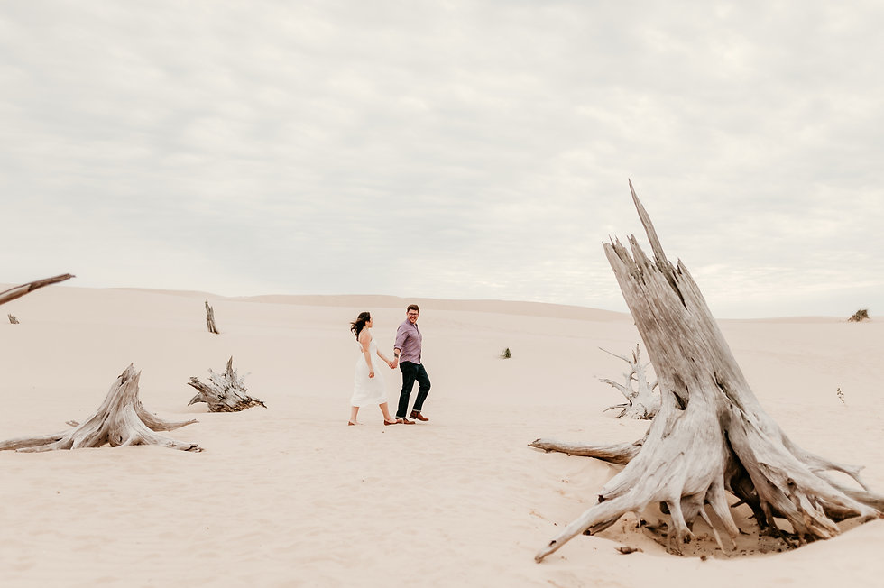 desert elopement photography