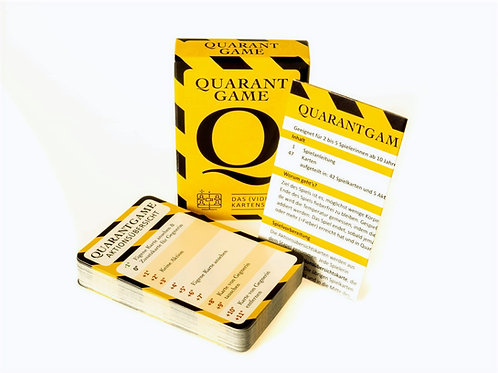QUARANTGAME - Das (Video-)Kartenspiel