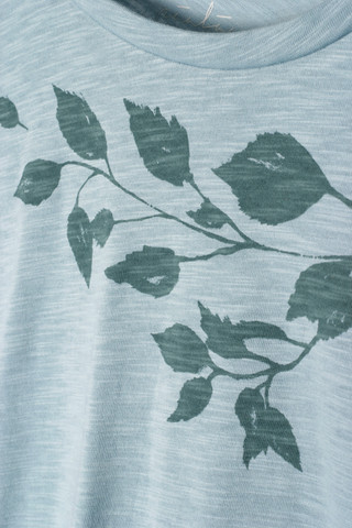 38170 - Birch Leaves Stone Blue
