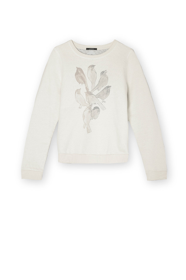 38030 - Bird Collective Vintage White