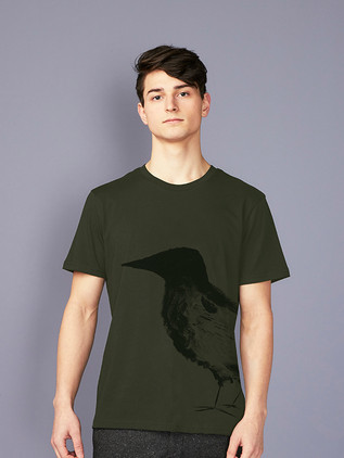 Big Raven - Available in 3 colors