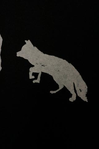 38063 - Animal Line Black