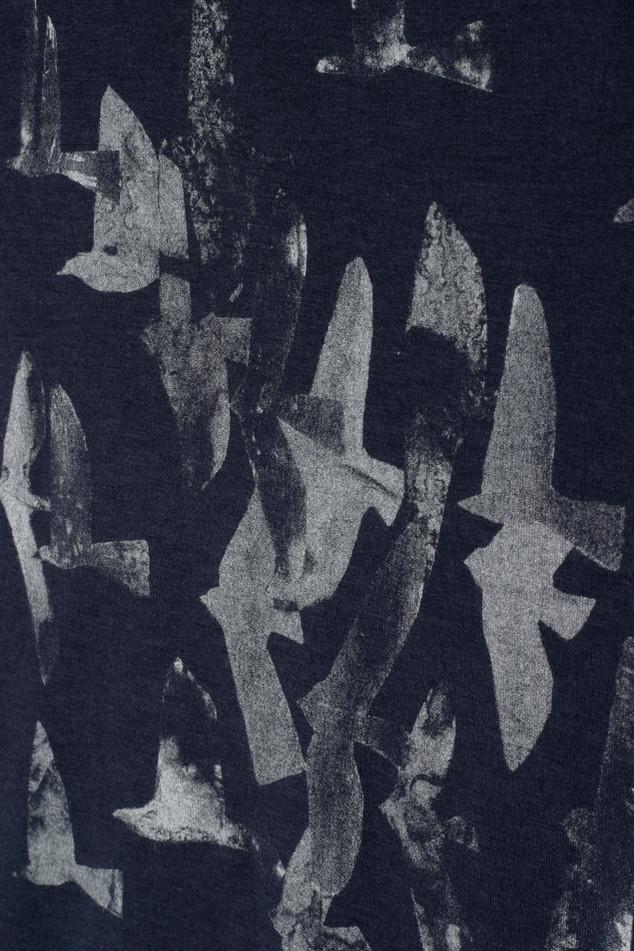 38191 - Cyano Flock Deep Navy