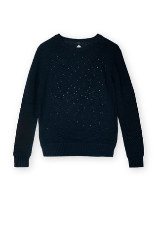 38040 - Speckles Navy