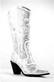 Helen Heart Bling Boots