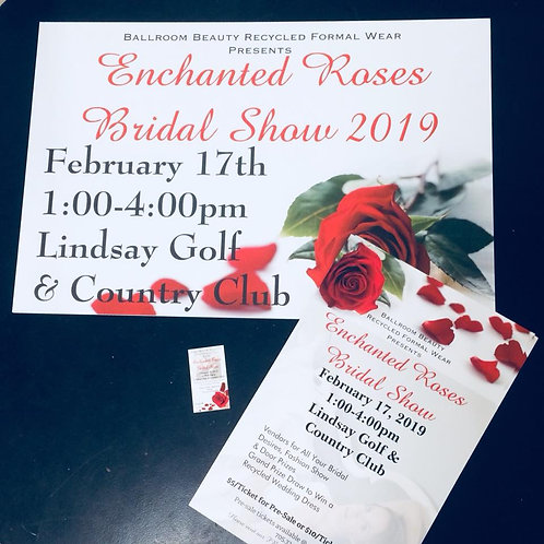 Enchanted Roses Bridal Show