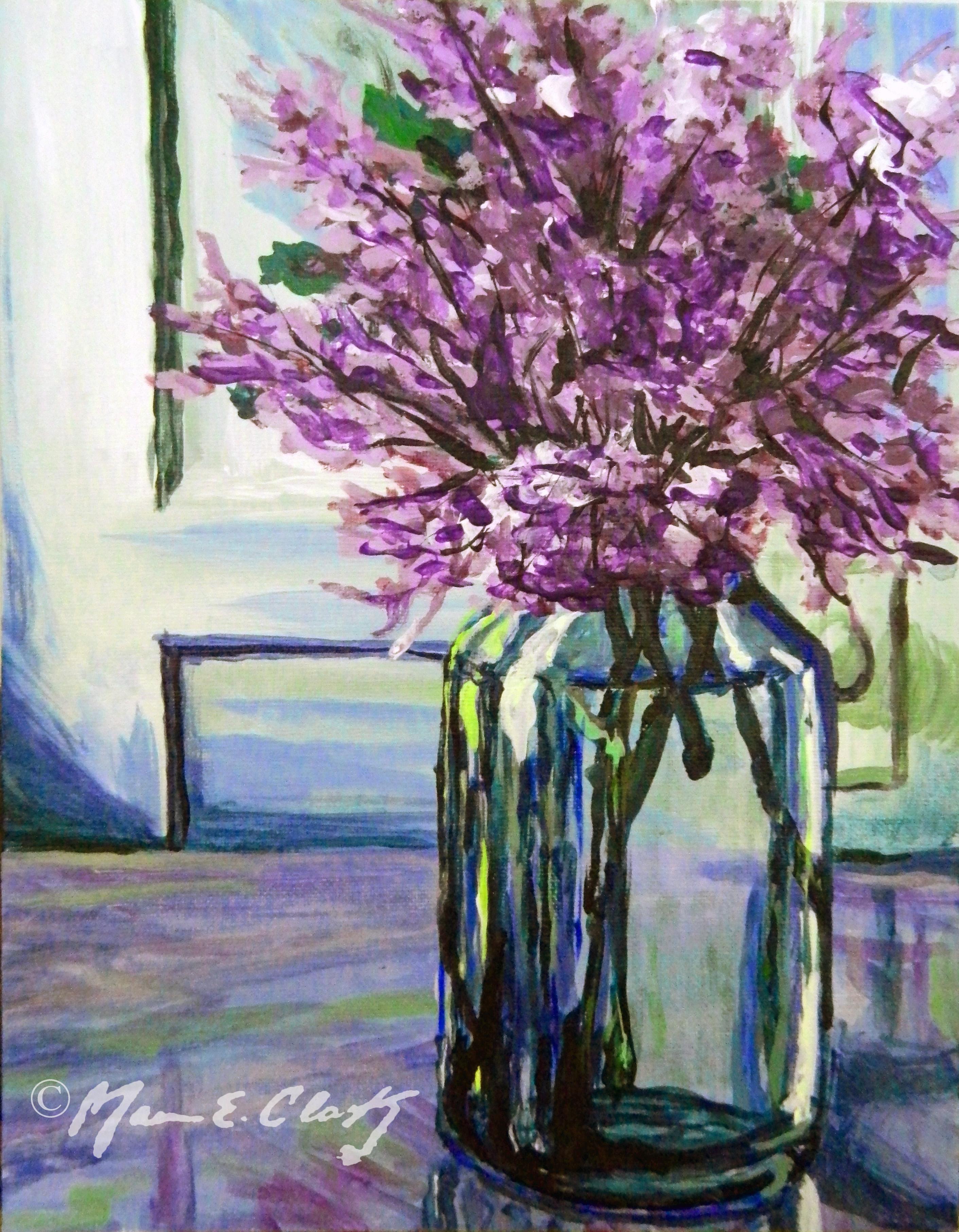 Flower & Mason Jar 4