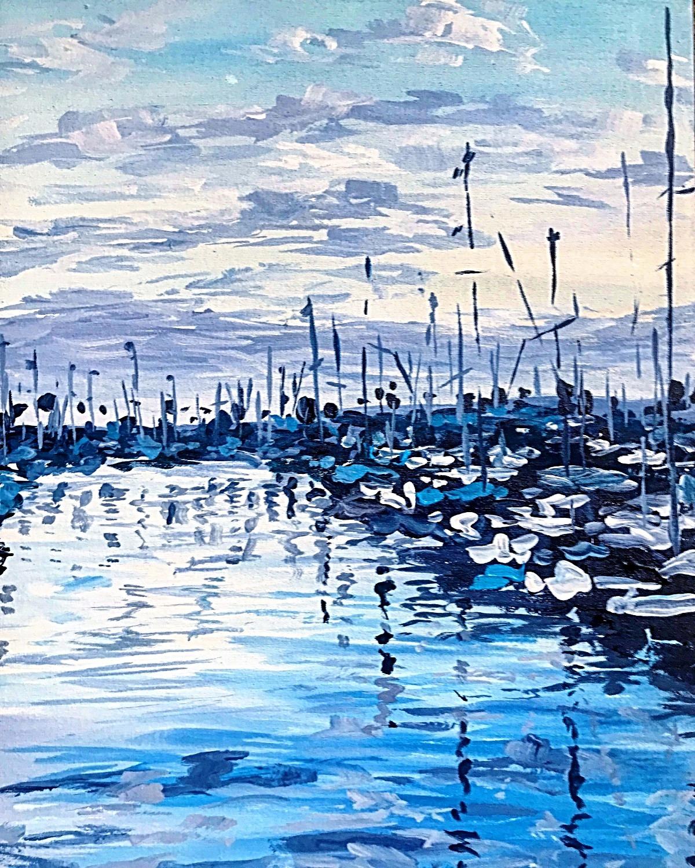 A Mornings Sail