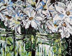 Flower & Mason Jar 3