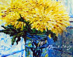 Flower & Mason Jar 5