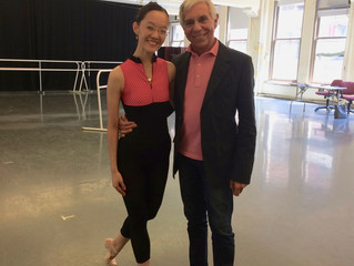 Learning From The Masters At American Ballet Theatre