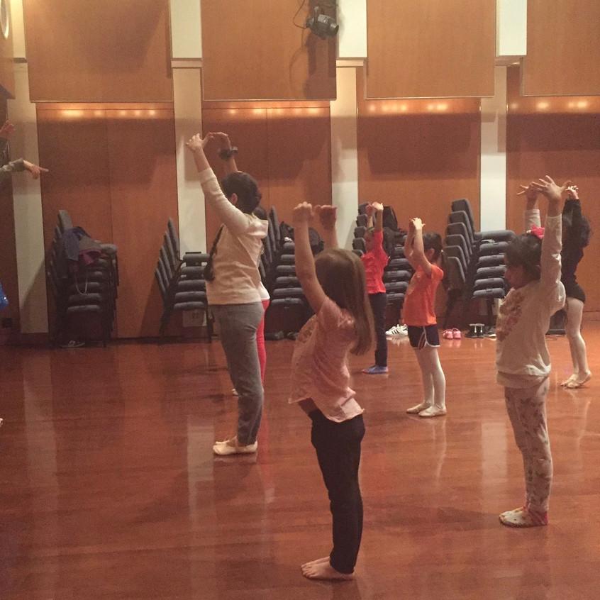 Teaching Ballet