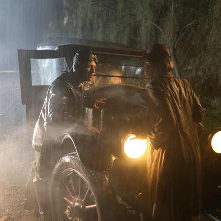 Film Construction's Perry Bradley reconstructs the past for NRMA