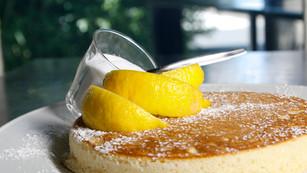 Lemon & Sugar Pancake